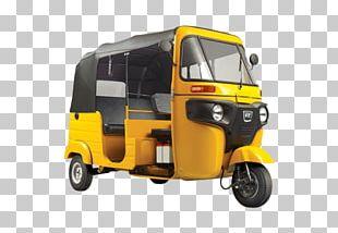 Bajaj Auto Car Auto Rickshaw Piaggio Ape PNG