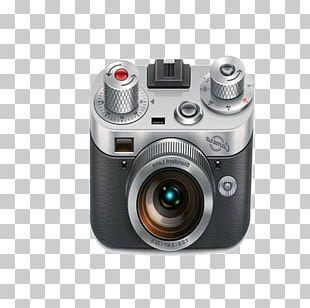 Digital SLR Camera Lens Single-lens Reflex Camera PNG