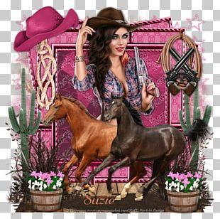 Horse Tack Pink M PNG