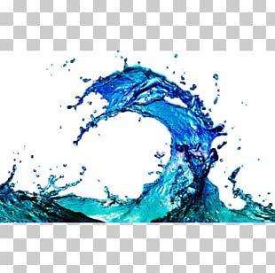 Water Splash Color PNG