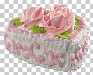 Birthday Cake Fruitcake Torte Cream Butter Cake PNG