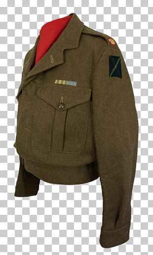 Jacket Military Uniform Khaki Military Rank PNG