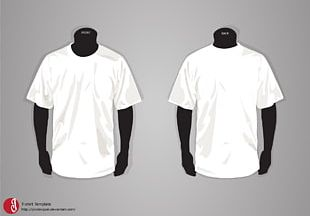T-shirt Hoodie Clothing Template PNG