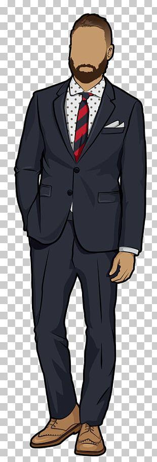 Tuxedo Dress Code Jacket Suit Pants PNG