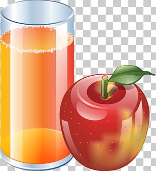Apple Juice Orange Juice Cocktail PNG