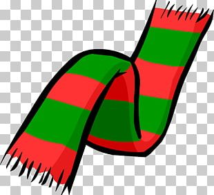 Club Penguin Scarf Wiki Christmas PNG
