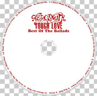 Devil's Got A New Disguise: The Very Best Of Aerosmith Tough Love: Best Of The Ballads Greatest Hits PNG