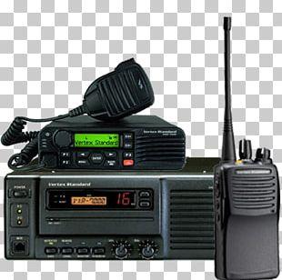 Radio Receiver Two-way Radio Radio Station Mobile Radio PNG