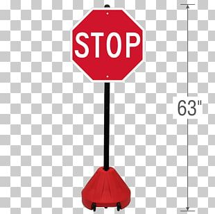 Stop Sign Traffic Sign Pedestrian Crossing Car PNG