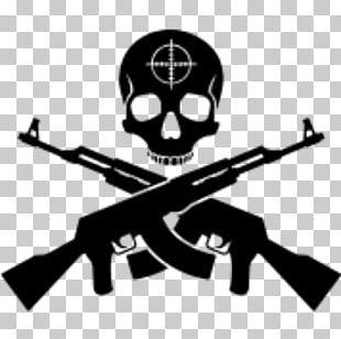 T-shirt Hoodie AK-47 Firearm Rifle PNG