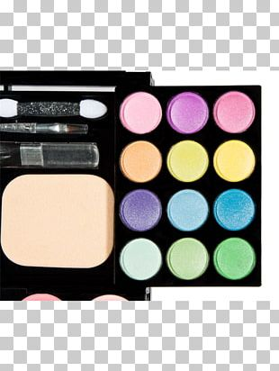 Eye Shadow Cosmetics Rouge Foundation Palette PNG