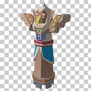 The Legend Of Zelda: The Wind Waker Hyrule Warriors Link Statue PNG