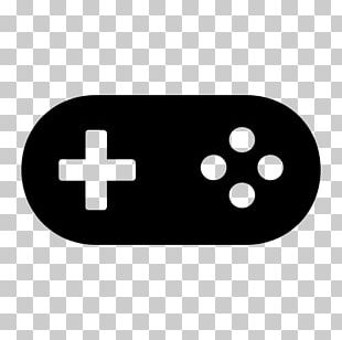 Black Xbox 360 Controller Game Controllers Computer Icons Video Game PNG