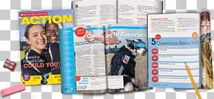 Scholastic Corporation Student Magazine Classroom Middle School PNG