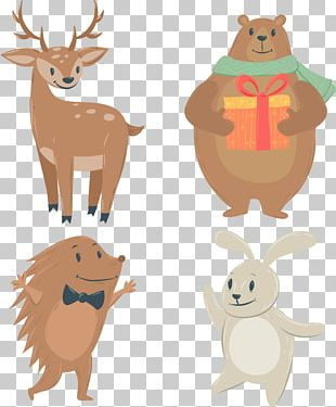 Reindeer Animal PNG