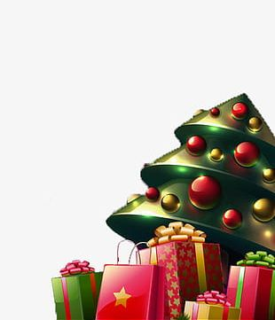 Christmas Tree Decoration S PNG