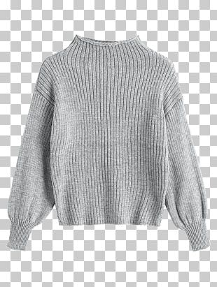 Sweater Sleeve Shirt Polo Neck Collar PNG
