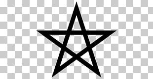 Early Middle Ages Pentagram Symbol Pentacle PNG