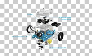 Educational Robotics Makeblock Robot Kit PNG