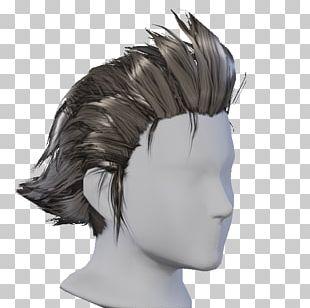 Headpiece Forehead Long Hair Brown Hair PNG