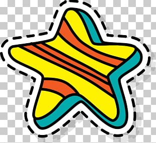 Starfish Five-pointed Star Cartoon PNG