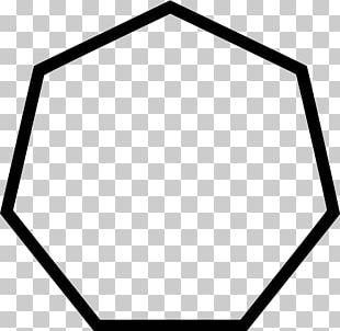 Heptagon Octagon Number Pentagon Shape PNG