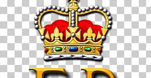 Coronation Of Queen Elizabeth II Royal Cypher British Royal Family Queen Regnant PNG