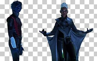 Nightcrawler Storm Professor X Cyclops Colossus PNG