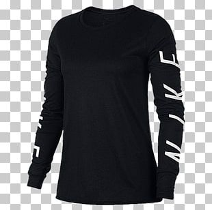 T-shirt Sleeve Nike Clothing Sweater PNG