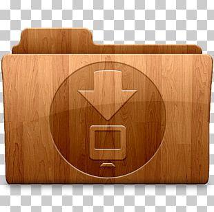 Wood Font PNG