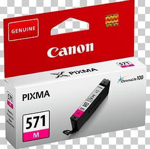 Ink Cartridge Canon PIXMA MG7700 Series Printer PNG