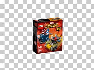 Lego Marvel Super Heroes Captain America Red Skull Spider-Man Ultron PNG