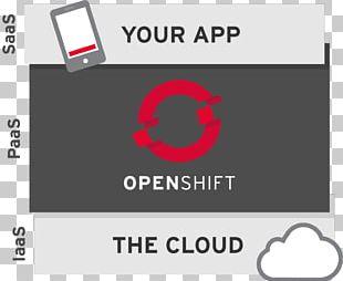 OpenShift Docker Kubernetes Red Hat AWS Elastic Beanstalk PNG