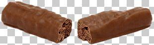 Split Twirl Chocolate Bar PNG