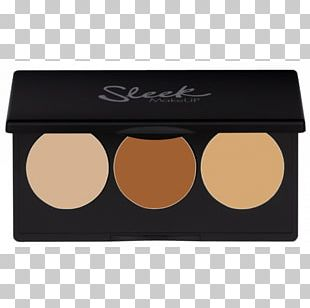 ULTA Color Correct Concealer Palette Cosmetics Face Powder Eye Shadow PNG