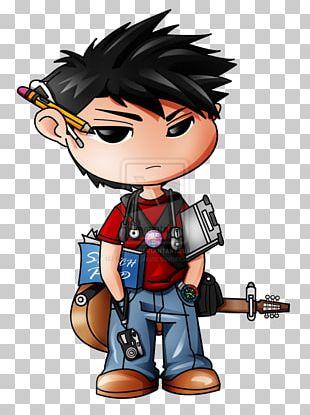 Boy Character Visual Perception PNG