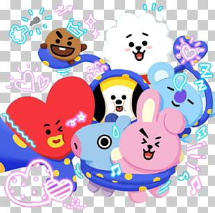 BTS K-pop The Most Beautiful Moment In Life: Young Forever Line Friends Epilogue: Young Forever PNG