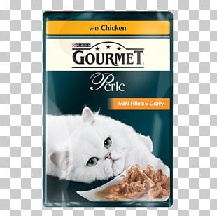 Cat Food Gravy Fillet PNG