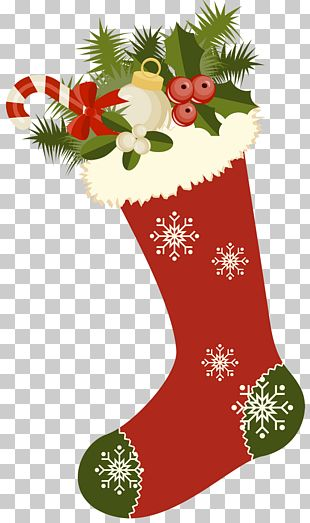 Christmas Stocking Gift PNG