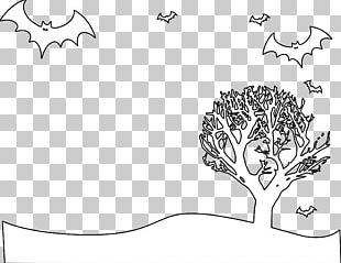 Coloring Book Child Halloween PNG