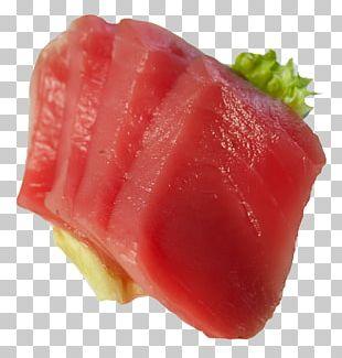 Sashimi Smoked Salmon Sushi Crudo Thunnus PNG