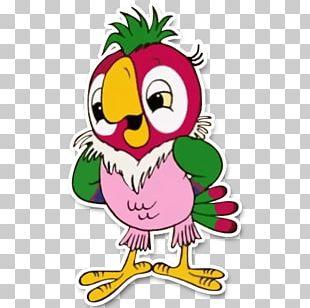 The Return Of The Prodigal Parrot Film Sticker Telegram Fan Fiction PNG