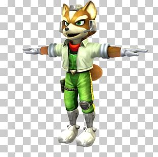 Star Fox: Assault Super Smash Bros. For Nintendo 3DS And Wii U Fox McCloud PNG
