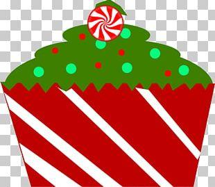 Birthday Cake Christmas Cake Cupcake Santa Claus PNG