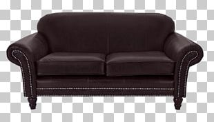 Couch Loveseat Furniture Club Chair Armrest PNG
