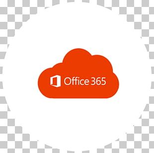 Microsoft Office 365 Cloud Computing PNG