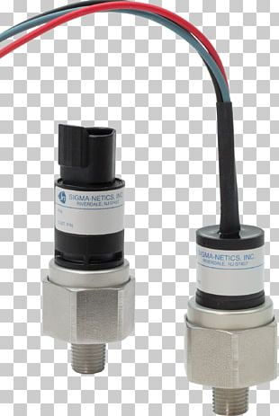 Pressure Switch Electronic Component Electrical Switches Pressure Sensor PNG