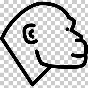 Gorilla Ape Wildlife Computer Icons PNG