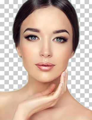 Lotion Facial Woman Cosmetics PNG