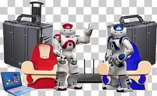 Humanoid Robot Nao Animatronics PNG
